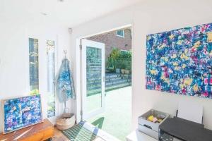 Painters garden studio