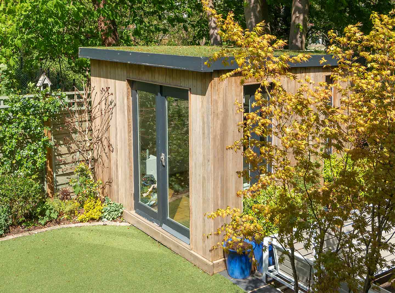 Small garden studio