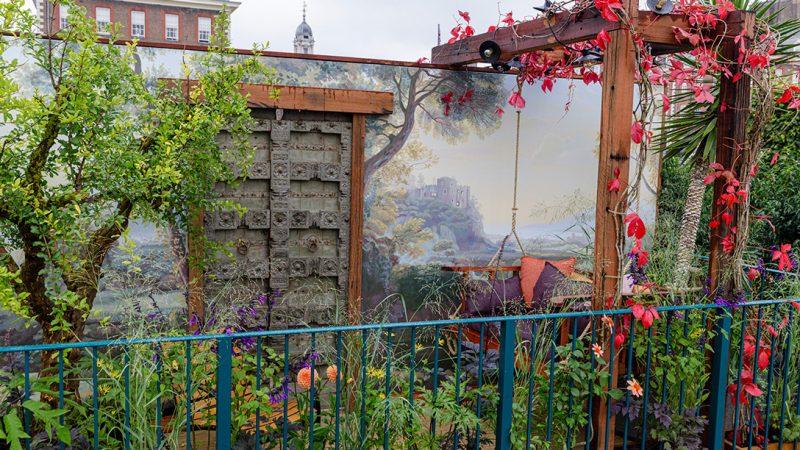 RHS Chelsea Flower Show 2021 Arcadia Balcony Garden