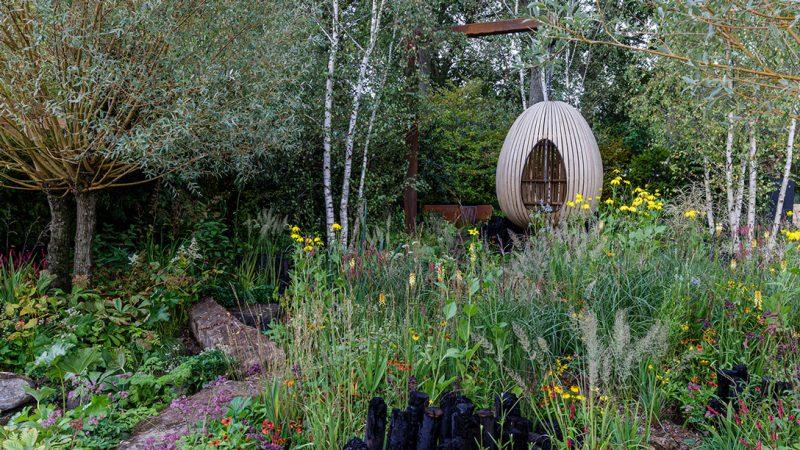RHS Chelsea 2021 Yeo Valley Organic Garden Neil Hepworth